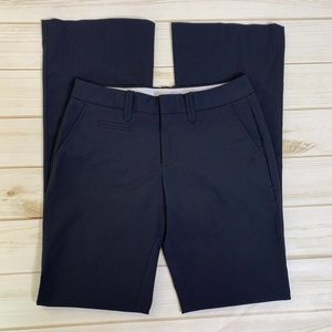 Navy trouser pant navy blue by Gap Hip Slung Fit